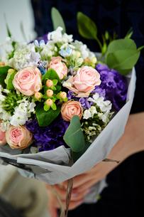 花束の写真素材 [FYI01806908]