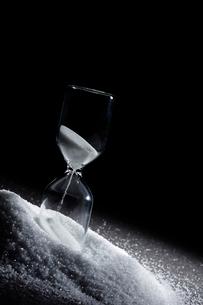 砂時計の写真素材 [FYI01807184]