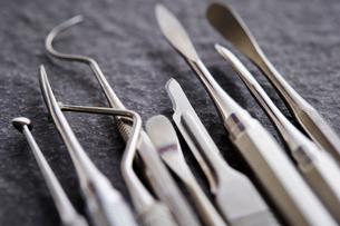 歯科器具の写真素材 [FYI01807239]