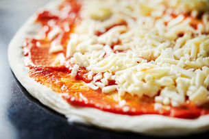 ピザの写真素材 [FYI01807242]