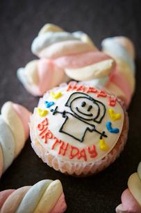 カップケーキの写真素材 [FYI01807340]