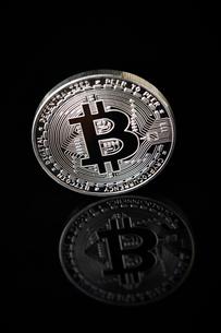 ビットコインの写真素材 [FYI01807419]