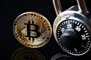 仮想通貨の写真素材 [FYI01807439]