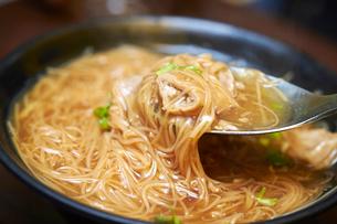 麺線の写真素材 [FYI01807448]