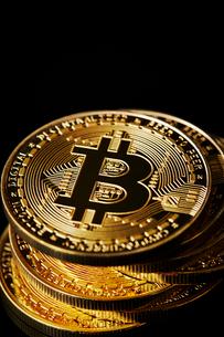 仮想通貨の写真素材 [FYI01807451]