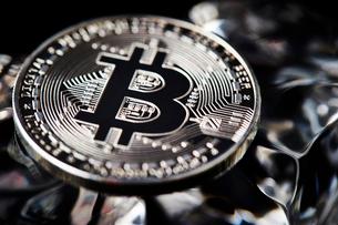 仮想通貨の写真素材 [FYI01807545]