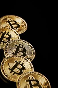 仮想通貨の写真素材 [FYI01807643]