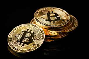 仮想通貨の写真素材 [FYI01807701]