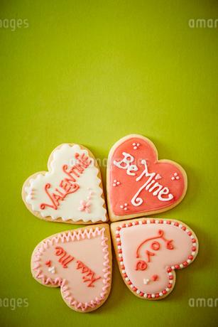 アイシングクッキーの写真素材 [FYI01807766]