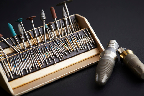 歯医者のドリルバーの写真素材 [FYI01807906]