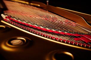グランドピアノの写真素材 [FYI01808042]