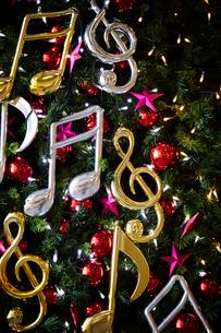 クリスマスツリーの写真素材 [FYI01808107]
