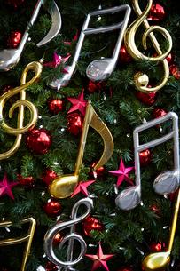 クリスマスツリーの写真素材 [FYI01808213]