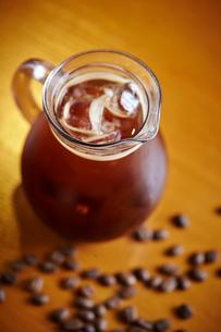 アイスコーヒーの写真素材 [FYI01808237]