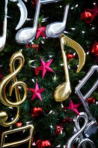 クリスマスツリーの写真素材 [FYI01808421]