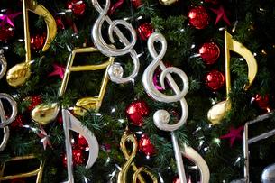 クリスマスツリーの写真素材 [FYI01808433]