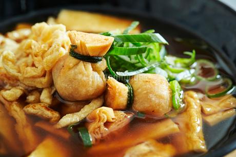 韓国のおでんスープの写真素材 [FYI01808526]