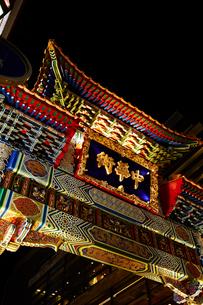 横浜中華街の写真素材 [FYI01808550]