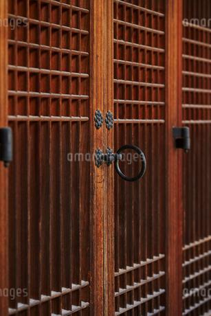 韓国の建物の写真素材 [FYI01808711]