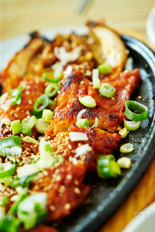 韓国の焼き魚の写真素材 [FYI01808722]