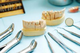 歯科治療の写真素材 [FYI01808780]