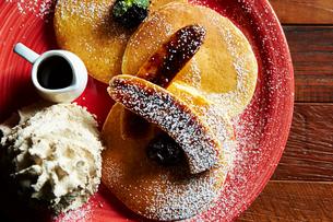 パンケーキの写真素材 [FYI01808919]