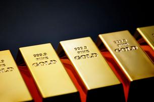 金塊の写真素材 [FYI01808944]