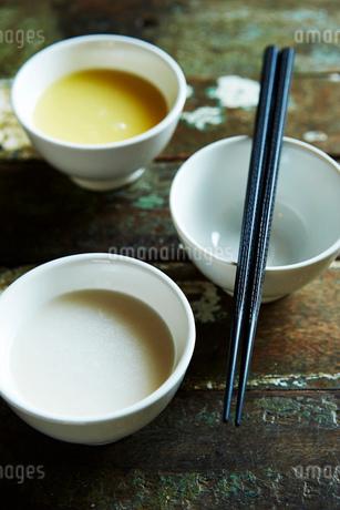 韓国の飲み物の写真素材 [FYI01808947]