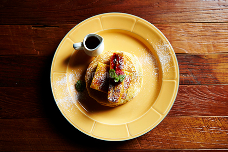 パンケーキの写真素材 [FYI01809116]