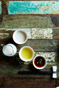 韓国の飲み物の写真素材 [FYI01809137]