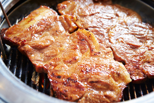 韓国焼肉の写真素材 [FYI01809151]
