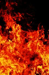 炎の写真素材 [FYI01810165]