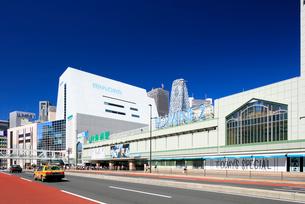 新宿駅南口の写真素材 [FYI01810203]