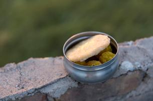 インドのお菓子 Sweet matthi and ladduの写真素材 [FYI01810213]