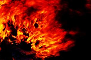 炎の写真素材 [FYI01810316]