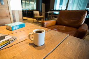 カフェでコーヒータイムの写真素材 [FYI01810483]