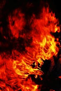 炎の写真素材 [FYI01810516]