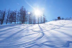 スキー場の写真素材 [FYI01810663]