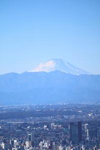 六本木ヒルズ屋上スカイデッキからの眺望の写真素材 [FYI01811194]