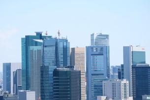 麻布十番から見える港区の眺望の写真素材 [FYI01811214]