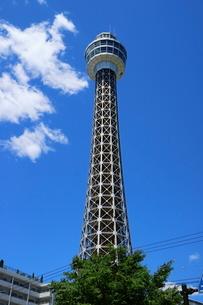 横浜マリンタワーの写真素材 [FYI01811219]