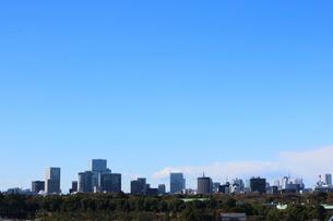 丸の内から見た霞ヶ関・新宿方面の写真素材 [FYI01811901]