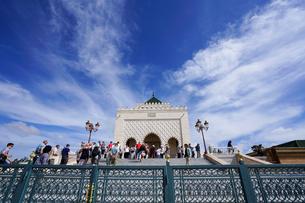 ムハンマド5世廟の写真素材 [FYI01813314]