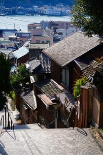 坂の町尾道の写真素材 [FYI01813544]
