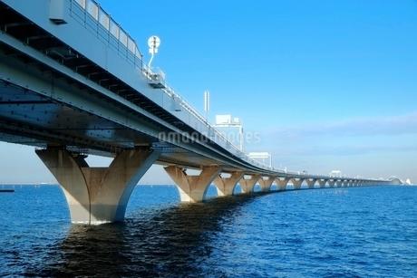 東京湾アクアラインの写真素材 [FYI01813707]