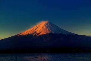 紅富士の写真素材 [FYI01814465]