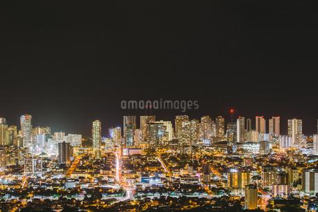 タンタラスの丘からの夜景の写真素材 [FYI01814744]