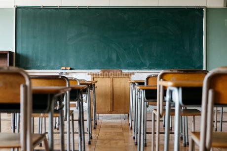 教室の写真素材 [FYI01815468]