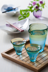 日本酒の写真素材 [FYI01815890]