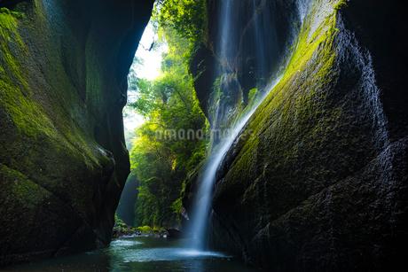由布川峡谷の写真素材 [FYI01816268]